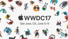 Ecco le novità della WWDC 2017 di Apple: da iOS11 all'HomePod