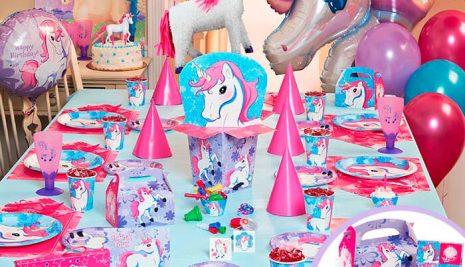 5  Idee creative per le feste di compleanno dei tuoi bambini