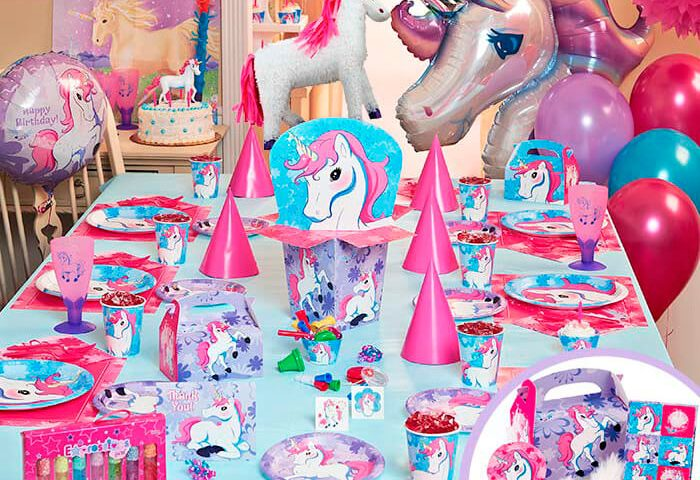 abbastanza 5 Idee creative per le feste di compleanno dei tuoi bambini - TOSM ID16