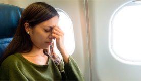 I segreti per affrontare al meglio il mal d'aereo