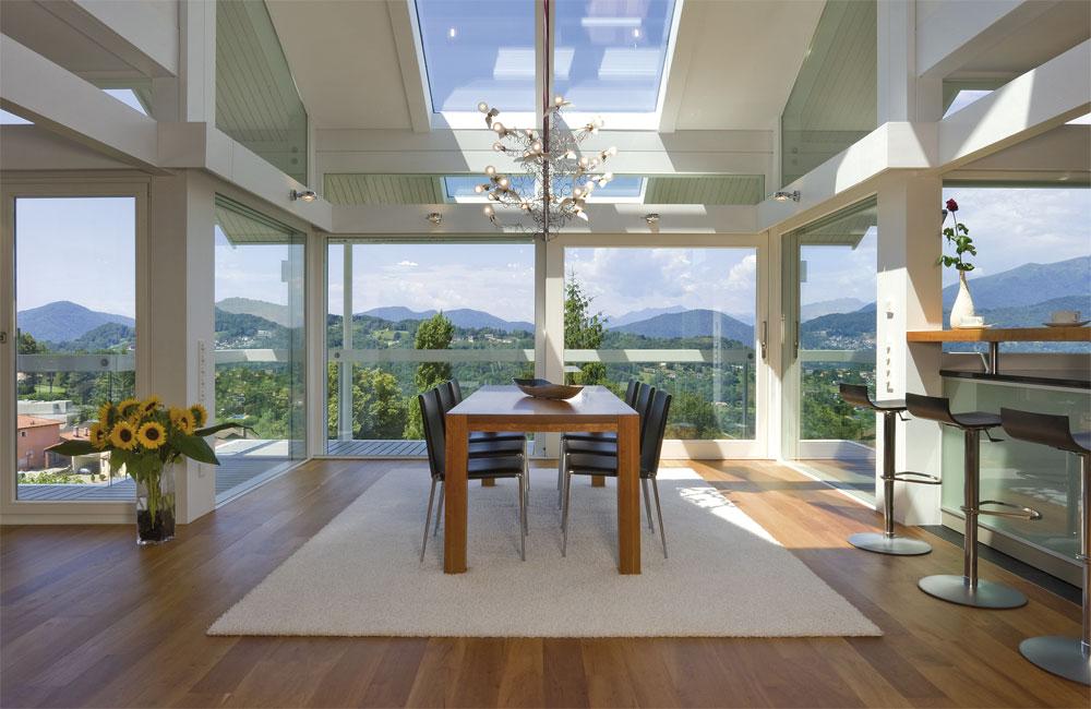 Come sfruttare al meglio la luce naturale per le nostre for Design interni case moderne