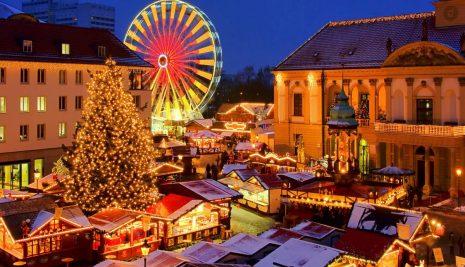 Natale in vacanza: le 5 mete preferite dagli italiani