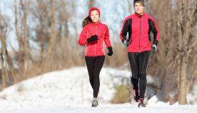 L'abbigliamento ideale per correre d'inverno senza prendere freddo