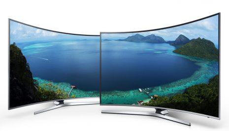 TV a schermo curvo: ecco alcuni vantaggi e svantaggi