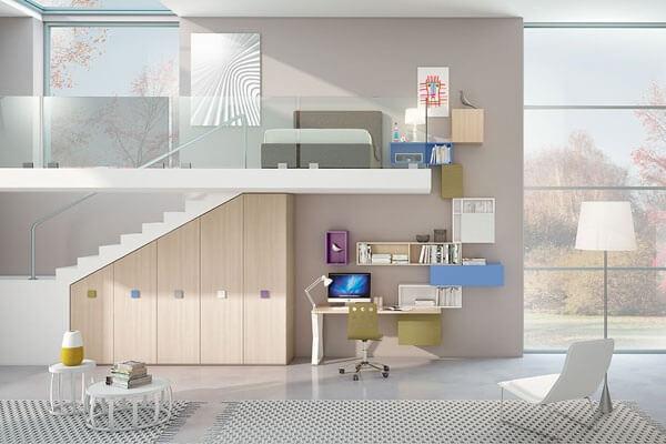 Idee Pareti Cameretta Neonato : Arredare la cameretta dei bambini: alcune idee di design