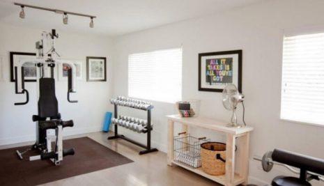 Home Fitness: come realizzare la tua palestra su misura in casa