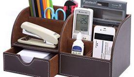 Portaoggetti da scrivania: come tenere tutto in ordine