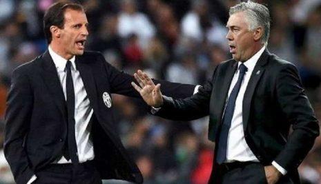Allegri, il re delle sostituzioni. Ancelotti e Inzaghi sul podio