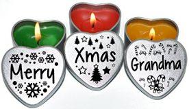 Candele profumate: quali sono le fragranze e le forme più richieste nel periodo natalizio