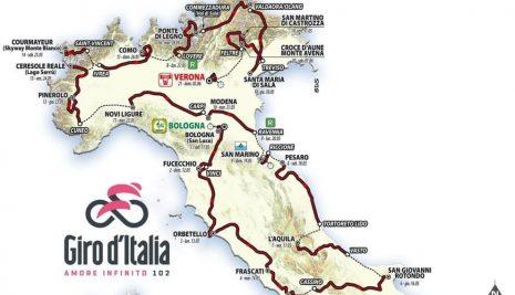 Giro d'Italia 2019: tutte le novità sul grande classico del ciclismo