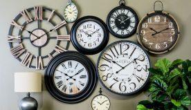 Orologi da parete: quale scegliere in base all'arredamento di casa