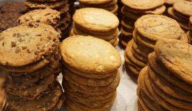 Biscotti fit all'avena, un dolce proteico semplice da preparare